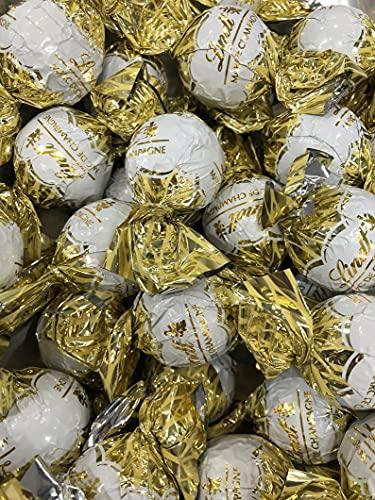 Lindt Lindor Marc de Champagne Vollmilch Schokolade 500 gr. 40 Kugeln