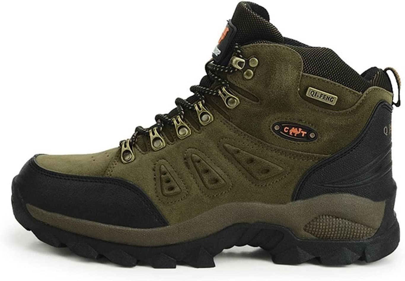 TTKK Max 80% OFF Classic Pro-Mountain Ankle Hiking Boots Out Couple Kansas City Mall MenWomen