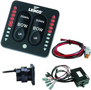 Lenco Marine Inc 15271-001 Led Indicator Two-Piece Tactile