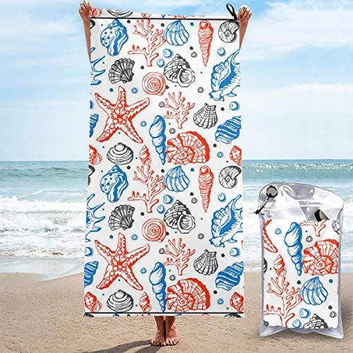 Asciugamani da bagno Asciugamani per il viso Asciugamani da bagno, morbido asciugamano da bagno altamente assorbente per la spa dell'hotel, 31,5 'x63'