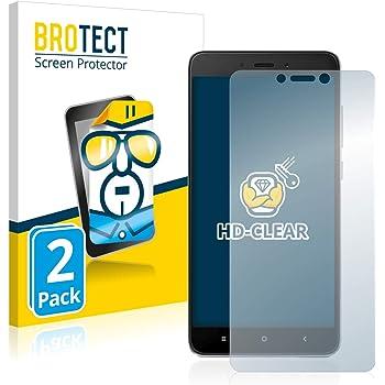BROTECT Protector Pantalla Compatible con Xiaomi Redmi Note 4 ...