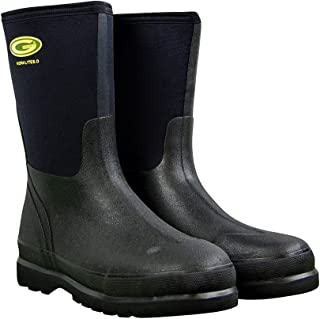 grubs rubber boots