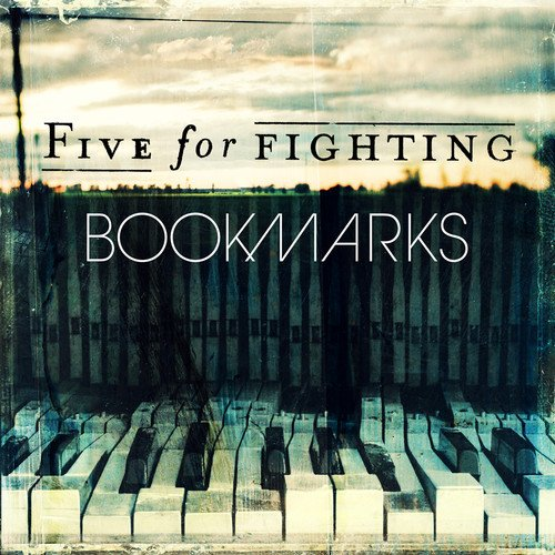 Five For Fighting Bookmarks