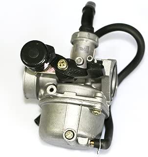 Yibid PZ19 Hand Choke Carb 19mm Carburetor 50cc 70cc 90cc 110cc 125cc Chinese ATV Dirt Bike Honda Yamaha SUNL Kazum Kazuma Roketa ATV Go karts NST Buggy Quad