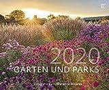 Gärten und Parks 2020 - Gartenkalender - Landschaftskalender (58 x 48) - Naturkalender - Wandkalender - Bildkalender: by Marianne Majerus
