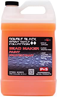 Best renny doyle double black bead maker paint protectant Reviews
