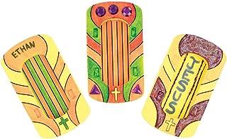 VBS-Splash Canyon-God With Us Basket Raft Craft (Pack Of 12)