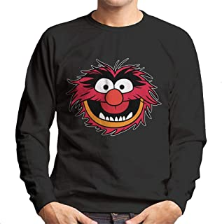 Disney Classic The Muppets Animal Grin Men's Sweatshirt
