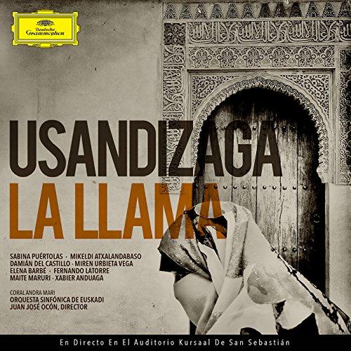 Usandizaga: La Llama - Acto 3 - Cuadro Segundo, Dúo Tamar Adrián (En Directo En El Auditorio Kursaal De San Sebastián)