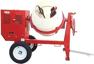 Multiquip MC64PH5 Honda GX-160 Engine Concrete Mixer, 6 cu. ft. Poly Drum, V-Belt Drive System