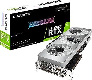 GIGABYTE NVIDIA GeForce RTX3080Ti 搭載 グラフィックボード GDDR6X 12GB 【国内正規代理店品】 GV-N308TVISION OC-12GD