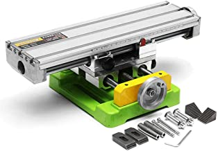 Mini Precision Milling Machine Worktable Multifunction Drill Vise Fixture Working Table..