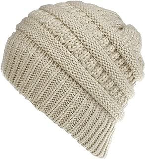 Wiwsi Outdoor Autumn Winter Hats Elastic Comfortable Slouchy Casual Caps Match