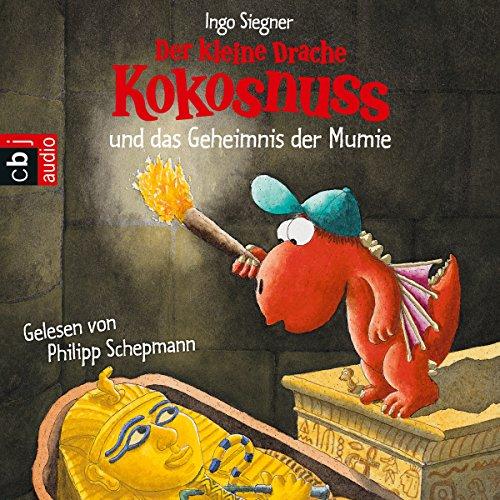 Der kleine Drache Kokosnuss und das Geheimnis der Mumie Titelbild