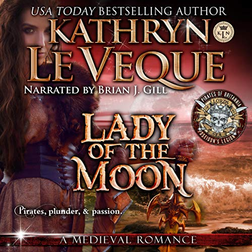 Lady of the Moon cover art