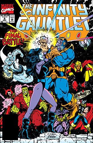 Infinity Gauntlet #6 (of 6) (English Edition)