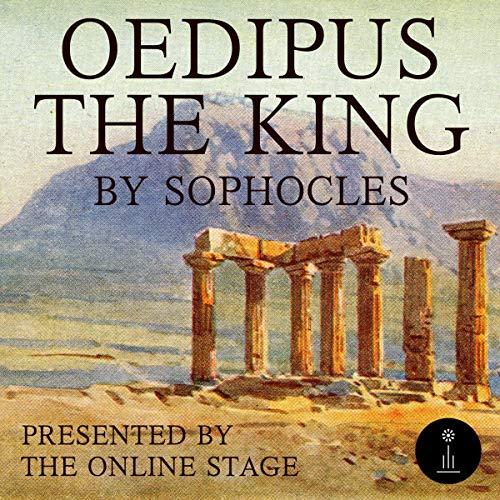 Oedipus the King Audiobook By Sophocles cover art