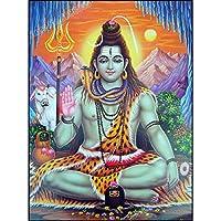 YYTWXL 5DDiyダイヤモンド絵画宗教ヒンドゥー教神シヴァ刺?クロスステッチモザイクラインストーン家の装飾クラフトギフト
