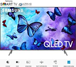 Samsung QN55Q6FN 55in-Class QLED Smart 4K UHD TV (2018 Model) (Renewed)