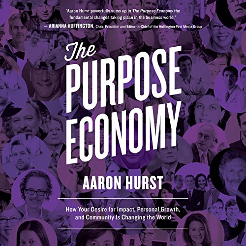 The Purpose Economy cover art