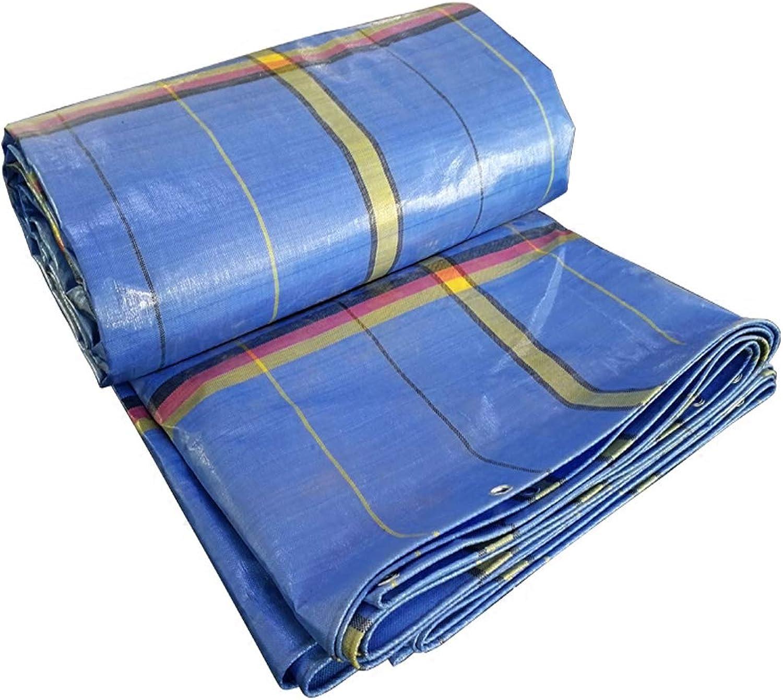Padded Waterproof Tarpaulin Sunshade Outdoor Rainproof Shed Cloth Sunscreen Canvas High Density Woven Polyethylene And Double Layer Waterproof For Garden And Car Shelter Tarpaulin Carl Artbay tarpauli