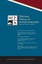 Wpa: Writing Program Administration 42.1 (Fall 2018)