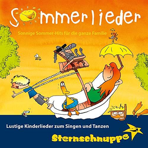 Sommerlieder: Lustige Kinderlieder zum Singen und Tanzen (Sonnige Sommer-Hits für die ganze Familie)