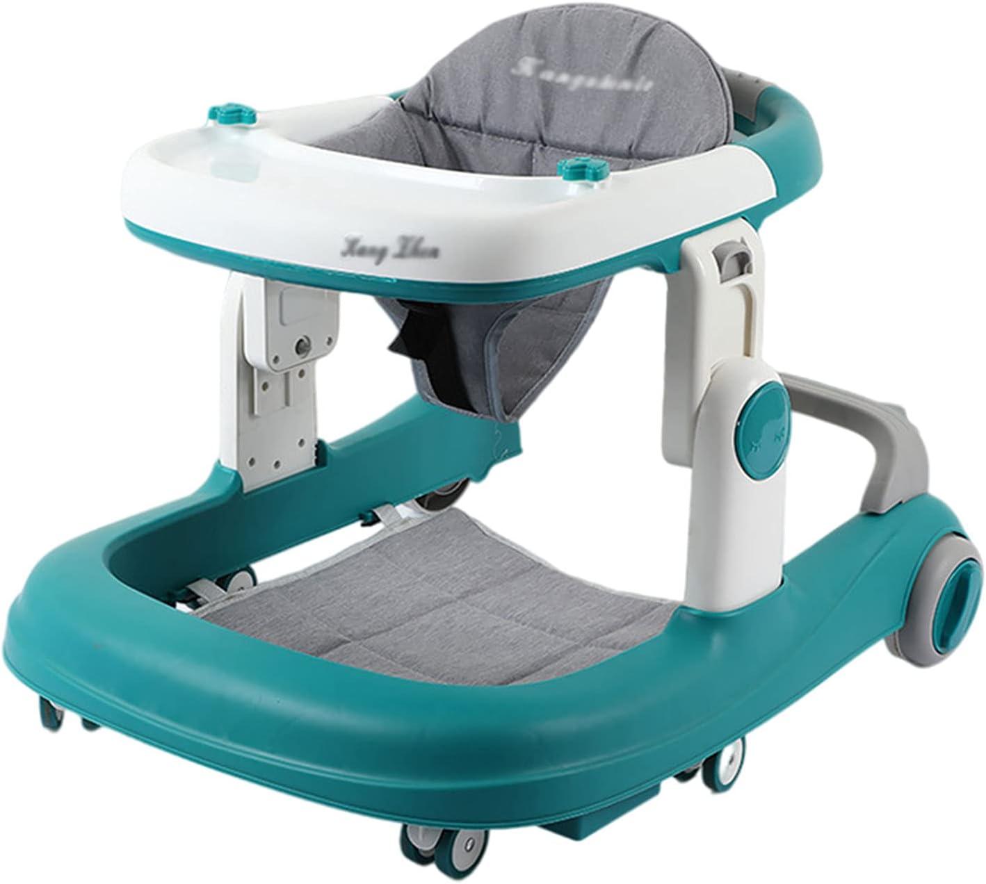 FPKK Baby Multifunctional Anti-Rollover Wheel Finally resale start Foldable Silent Gi low-pricing