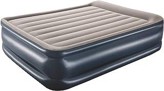 Bestway Air Bed Queen Inflatable Mattress Sleeping Mats Home Camping Built-in Pump