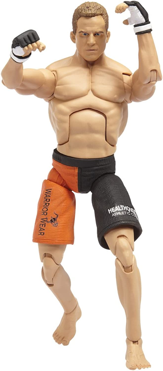 UFC Wrestling Deluxe Action Figures  4 SEAN SHERK