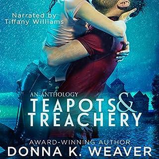 Teapots & Treachery audiobook cover art