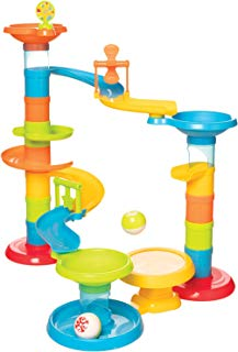 Manhattan Toy Stack, Drop & Pop! Preschool Activity Toy