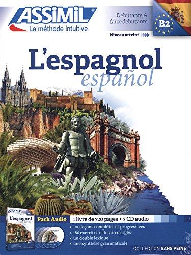 L'espagnol (livre+4CD audio)