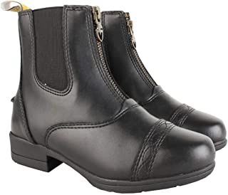 Shires Moretta Adults Rosetta Zip Paddock Boots