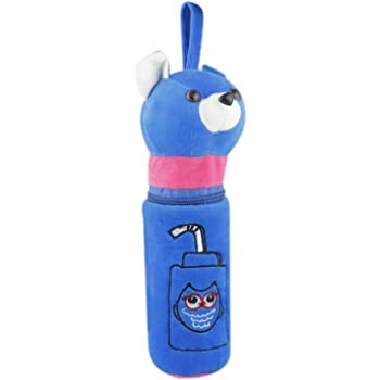 Buy Ssimpex Baby Feeding Bottle Cover With Attractive Cartoon Blue Online At Low Prices In India Amazon In