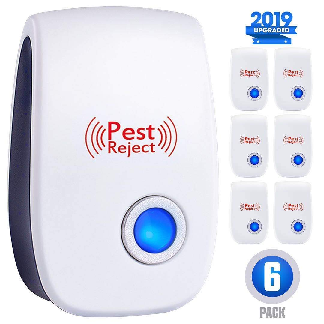 Ultrasonic Electronic Repellent Mosquitoes Non Toxic