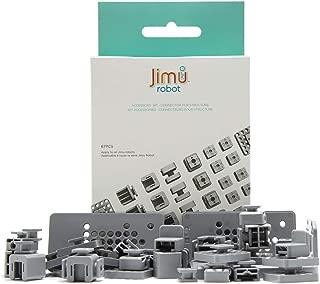 UBTECH JIMU Robot Servo Kit - 2 Add On Digital Servos to Expand You JIMU Robot Building Kit