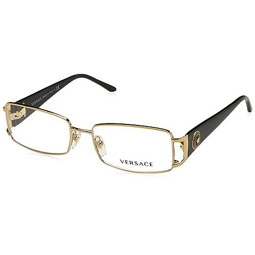 8bc27d1353d4 Versace Glasses Frames for Women: Amazon.com