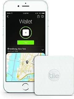 Tile Slim - Localisateur de téléphone / de portefeuille / d'objets - Set de 4
