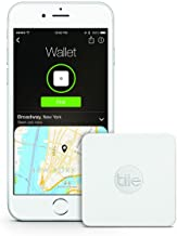 Tile Slim - Phone Finder. Wallet Finder. Anything Finder - 4 Pack