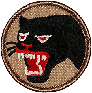 66th Infantry Division Black Panther (Tan) Patrol Patch - 2