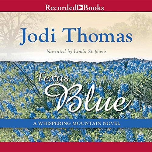 Texas Blue audiobook cover art