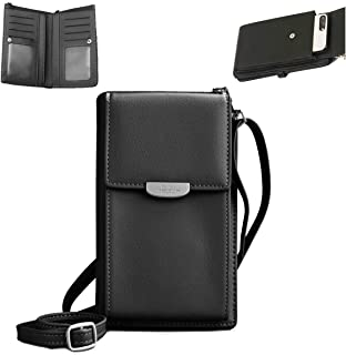 Phone Purse Small Crossbody Purse Bag Cellphone Wallets Phone Shoulder Bag for Women
