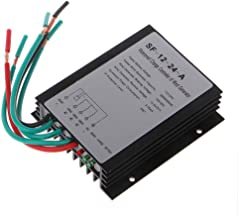 Tutoy 100W-500W Dc 12V//24V Eolico Generatore Eolico Controller Caricabatterie Regolatore Di Carica