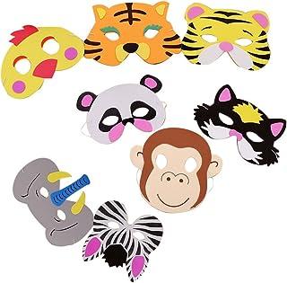 Amazon.es: animales selva - Disfraces y accesorios: Juguetes y juegos