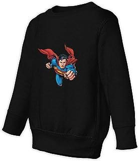 Super Man スーパーマン スウェット スウェットパーカー 子供トレーナー 綿 クルーネック 長袖 パーカー 柔らかい 秋冬 おしゃれ かっこいい