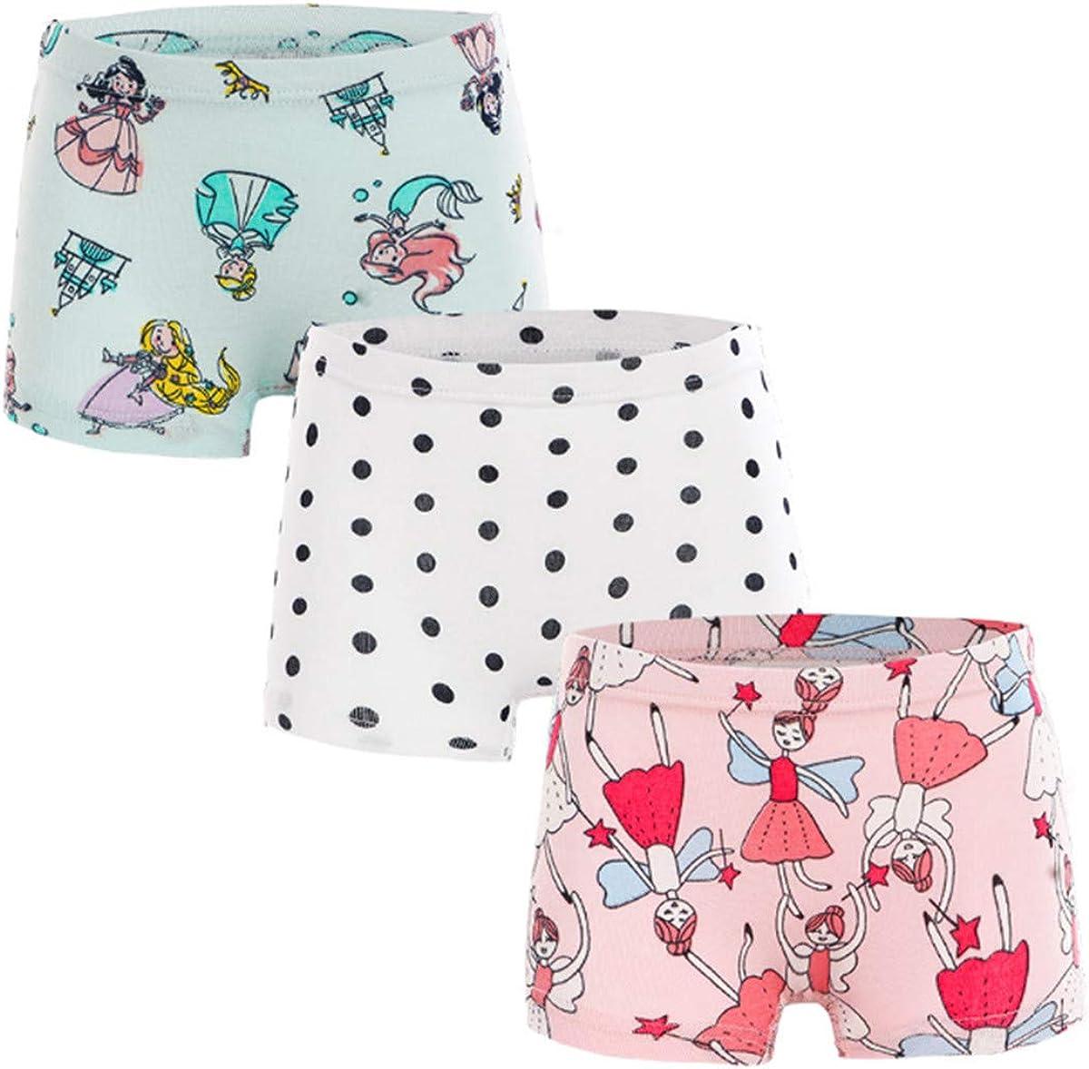 Quantity limited FOFJR Little Girls Briefs Underwear Cotton Panties Popular standard 100% Boyshort