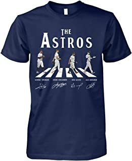 The AST-ROS Cross The Road signatures ab-bey Shirt
