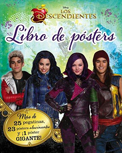 Los Descendientes. Libro de pósters