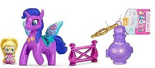 Shimmer and Shine Teenie Genies Playset Leah Zahracorn and One Bonus Genie Surprise Bottle
